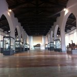 one of the beautiful exhibit halls