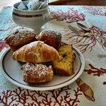 Squisiti dolci freschi e a volontà