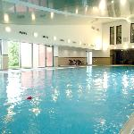 Crewe Hall Swimming Pool