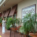 lunch at michael's on east