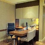 desk for businessman