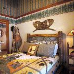 Mountain High Guest room