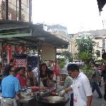 near KFC at jalan alor