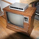 TV set from a different era