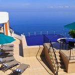 Full Ocean View Pool Deck