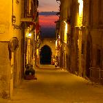 cortona by night