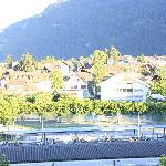 Interlaken - View from Hotel Room