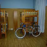 La habitación y mi Orbea