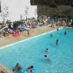 Fréquentation de la piscine
