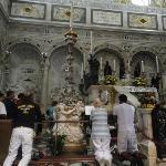 la tomba di Sant'Antonio