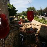 la fontaine de vin