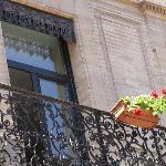 Detail de la facade rue d'Austerlitz