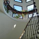 Vue interieure du dome