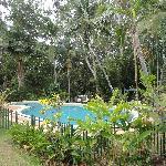 villa marine pool
