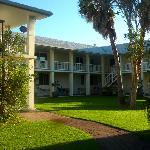 motel from beach side