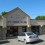 Small but yum!  It's Greek to Me!!!!