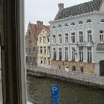 View 2 from room above canal