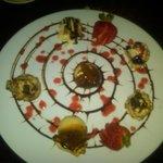 Dessert sampler... do it!!