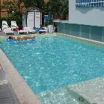 Piscina Hotel Amati