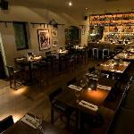 Gusto Alderley Edge Private Dining Room upstairs