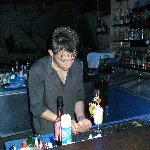 Tom cruise ( friendly bar staff )