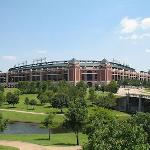 Visit the home of the Texas Rangers!