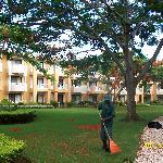 Habitaciones, parque y limpieza!!!!