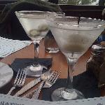 Martinis at Bandon Bills