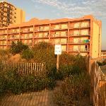 Rodeway Inn Ocean Front