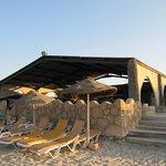 bar - restaurant de la plage