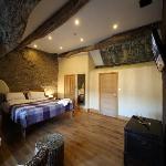 Each room lovingly restored.