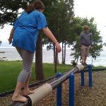 Fun playground activities