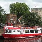 York Boat trip