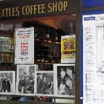 Beatles Coffee Shop, St. Johns Wood