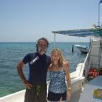 Meet Raul, owner of Reef Adventures