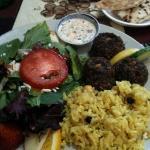 Lebanese Lamb Kiffeh