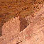 Anasazi ruins in Mystery Canyon