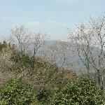 箱根大湧谷からの遠望