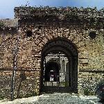 Veduta laterale del Castello