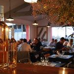 intérieur restaurant Coquillages et Crustacés