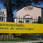 Vor dem Museum L'Annonciade
