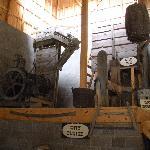 gold mine equipment