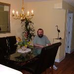 Dinign Room Area