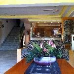 Hotel - Empfangsbereich
