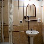 Bathroom in Villa Zdroj Miedzyzdroje
