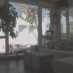 terrasse dernier étage