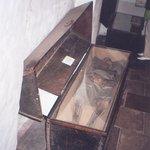 Mumie im Bleikeller