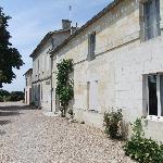 Chateau Meylet exterior