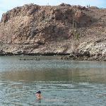 The Desert greets The Sea Of Cortez!