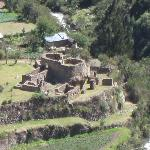 """Llaqtapata, or """"Town on the Hillside"""" in Cachua"""